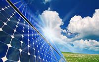 Солнечные батареи, оборудования для солнечных электростанций