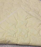 Одеяло летнее двуспальное хлопок холофайбер 200г/м2 180*210 (3206) TM KRISPOL Украина