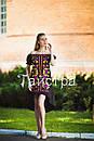 Стильное вечернее платье бохо вышиванка лен, этно, стиль бохо шик, вишите плаття вишиванка,выпускное платье, фото 3