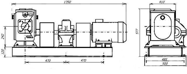 размеры дс-134