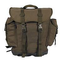 Бундес. рюкзак горно-егерский MIL-TEC олива