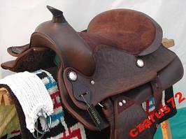 Седло для лошади WESTERN 17C- 18C-TANIO