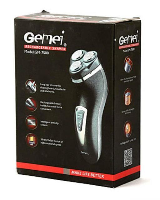 Электробритва GEMEI GM-7500
