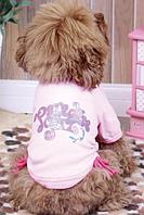 Футболка для собак Добаз, Dobaz Baby розовый