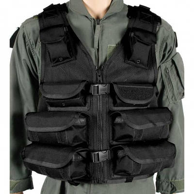 Жилет тактический BLACKHAWK Omega Elit Vest Medic/Utility