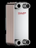 Swep E6Tх18 Паяный пластинчатый теплообменники (Швеция)