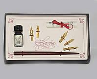 Набор для каллиграфии 5 перьев La Kalligrafica 1006
