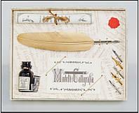Набор La Kalligrafica 7260 золото/серебро