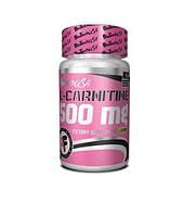 Л-карнитин BioTech L-Carnitine 500 mg (60 tabs)