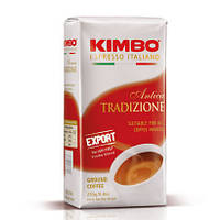 KIMBO ANTICA TRADIZIONE молотый 0,25 кг.
