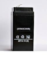 Аккумулятор для весового оборудования 4V, 4Аh
