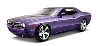 Автомодель Maisto 2006 Dodge Challenger Concept 1:18 Фиолетовый металлик (36138)