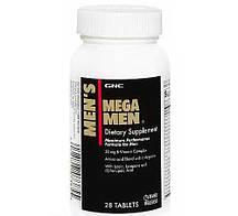 Витамины для мужчин GNC MEGA MEN (180 caps)