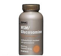 МСМ и Глюкозамин GNC MSM & GLUCOSAMINE (90 caps)