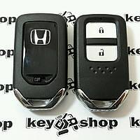 Оригинальный смарт ключ Honda (Хонда) 2 кнопки, чип ID47/433Mhz