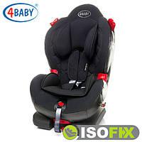 Детское Автокресло (1/2) возрастная группа 9 мес-6 лет (9-25 кг) • Крепление IsoFix 4baby - Weelmo-Fix (6 цвет