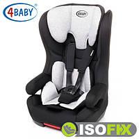 Детское Автокресло (1/2/3) возрастная группа 9 мес-11 лет (9-36 кг) • Крепление IsoFix 4baby - Sky-Fix (6 цвет