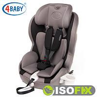 Детское Автокресло (1/2/3)возрастная группа 9 мес-11 лет (9-36 кг) • Крепление IsoFix 4baby - Star-Fix (7 цвет