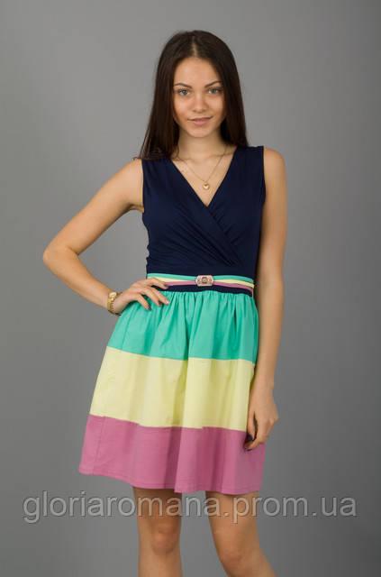 Новые модели молодёжных платьев