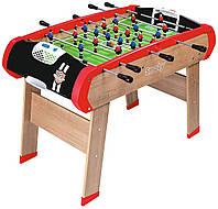 Деревянный полупрофессиональный футбольный складной стол Millenium Smoby - Франция - для 4-х игроков