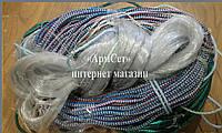 Одностенная сеть *японка* под финку, ячея 40, длина 60м, высота 1,5м