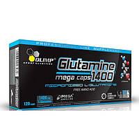Глютамин Olimp L-Glutamine Mega Caps (30 caps)