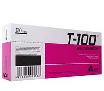 Комплекс для повышения тестостерона Olimp T-100 120 kaps Mega Caps (120 caps)