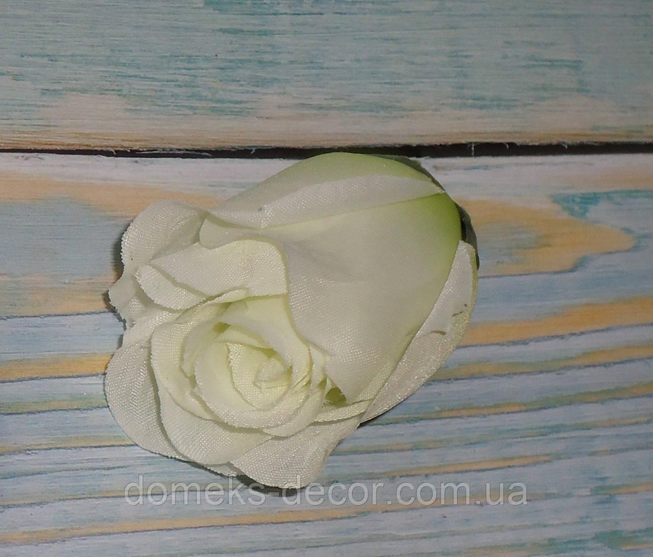 Головка розы белой, фото 1