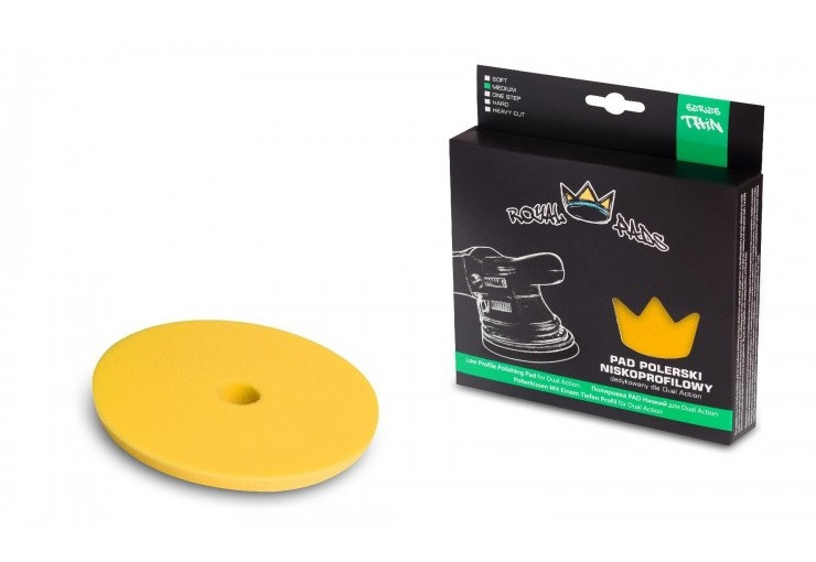 Royal Medium Pad Polishing 150mm Средний круг, для полировочных и доводочных работ