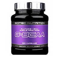 Глютамин Scitec Nutrition G-BCAA (250 caps)