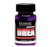 Дегидроэпиандростерон Ultimate Nutrition DHEA 50 Mg (100 caps)