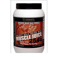Гейнер Ultimate Nutrition MUSCLE JUICE 2544 (2.25 kg)