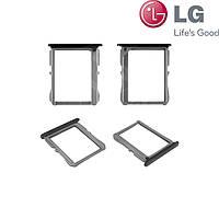 Держатель SIM-карты для LG F180S/F180L/F180K, оригинал
