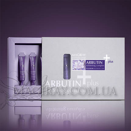MULTILEVEL H.A.FILLER - ARBUTIN+ Арбутин Плюс -Осветление (5ml*6pcs), фото 2
