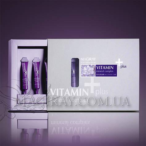 MULTILEVEL H.A.FILLER - VITAMIN+ Витамин Плюс -Ревитализация (5ml*6pcs), фото 2