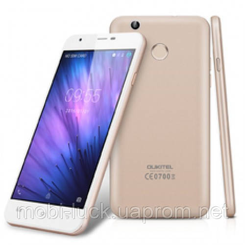 Оригинальный смартфон Oukitel U7 Plus  2 сим,5,5 дюйма,4 ядра,16 Гб,13 Мп,3G.