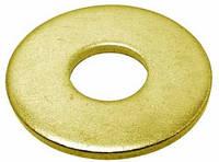 Шайба плоская латунная увеличенная DIN 9021