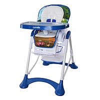 Стульчик для кормления CARELLO chef (CRL 10001 BLUE), фото 1