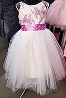Выпускное платье для девочки  на 5-8 лет