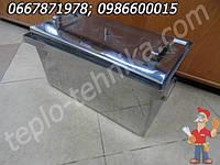 Коптильня бытовая из нержавеющей стали для приготовления копчёностей в домашних условиях, фото 1