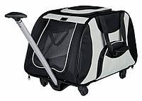 Trixie (Трикси) Trolley тележка для транспортировки собак и кошек 34 × 43 × 67 см (до 21 кг)