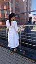 Стильное платье женское бохо вышиванка лен, этно, стиль бохо шик, вишите плаття вишиванка, Bohemian, фото 4