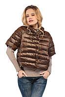 Женская куртка КВ-2 Шоколад