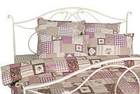 Постельное белье комплект Розовый печворк ТМ Прованс