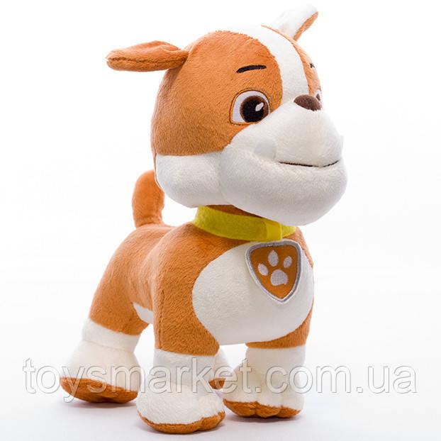 Плюшевая игрушка собака