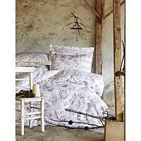 Постельное белье Karaca Home - Fanetta purple сатин евро