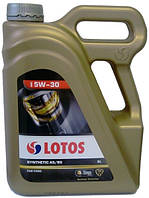 Масло моторное Lotos 5W-30 Synthetic 5л