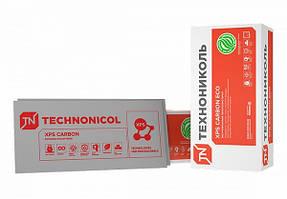Экструдированный пенополистирол XPS CARBON ECO 1200х600х20 (20 плит 14,4 м.кв.)