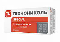 Экструдированный пенополистирол XPS CARBON SOLID  500 1180х580х50-L (8 плит 5,48м.кв.)