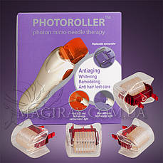 PHOTOROLLER photon micro-needle therapy - ФОТОРОЛЛЕР (red)